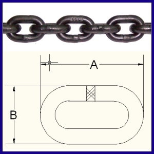 Alloy Steel Lifting Chain
