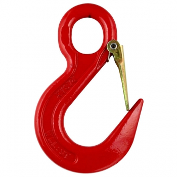 Safety Sling Hook, with latch