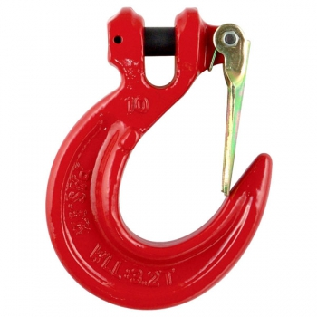 U.S. Type Clevis Slip Hook, with latch