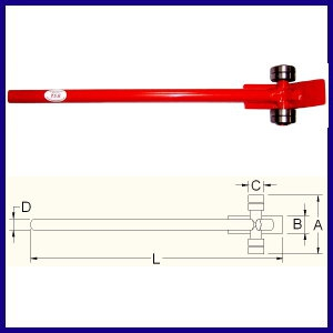 JO-3 Movable Load Lever